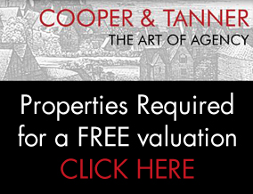 Get brand editions for Cooper & Tanner, Castle Cary