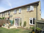 semi detached home for sale in Priory Mead, Bruton