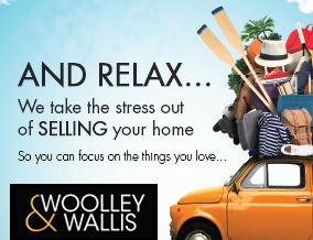 Get brand editions for Woolley & Wallis, Fordingbridge