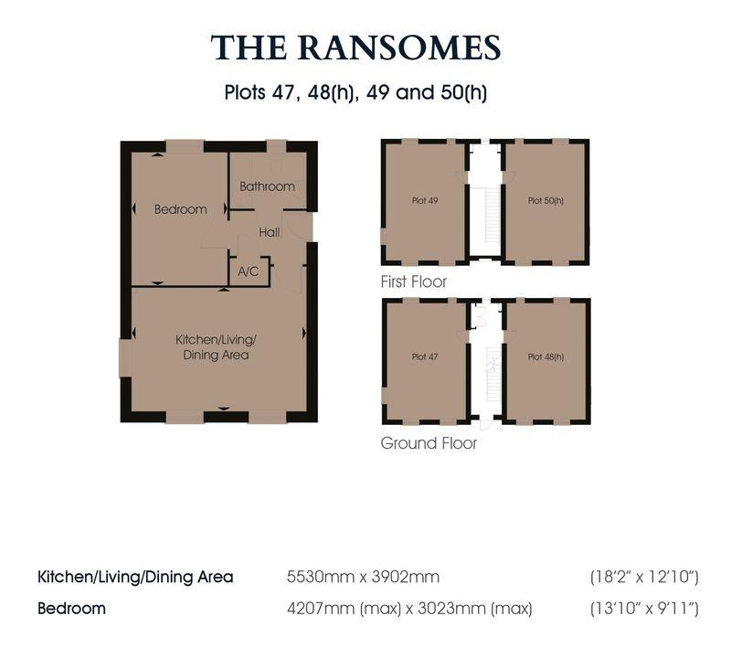 The Ransomes