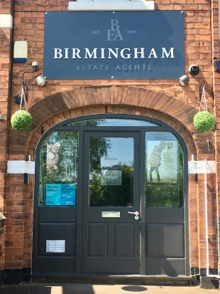 Birmingham Estate Agents, Birmingham branch details