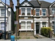 Flat to rent in Brownhill Road, London...