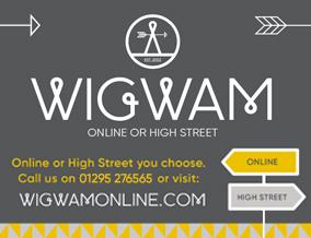 Get brand editions for Wigwam, Banbury