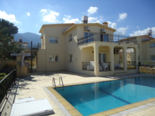3 bedroom Villa for sale in Kyrenia, Alsancak