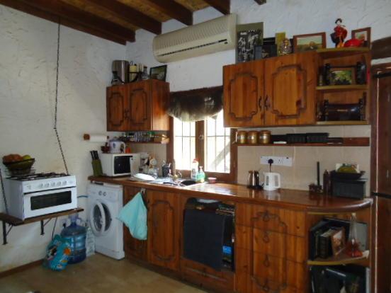Cottage One Kitchen