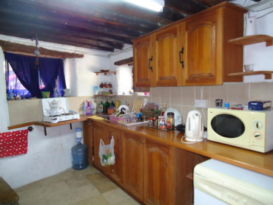 Cottage Two Kitchen