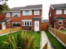 semi detached house in Bryn Awelon, Flint...