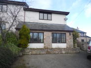 3 bed semi detached house in Milwr, CH8