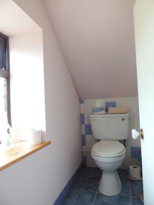 WC in Attic