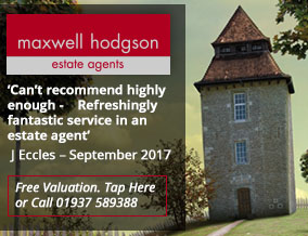Get brand editions for Maxwell Hodgson Estate Agents, Wetherby