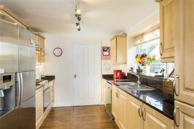 Kitchen/ Garden Room