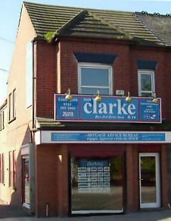 Tom Clarke, Manchesterbranch details