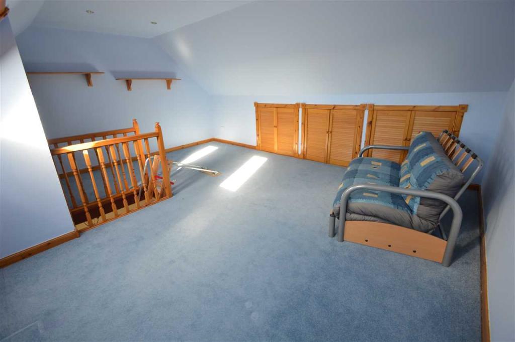 Loft room/Playroom