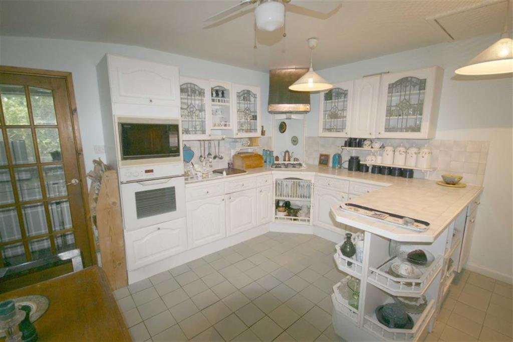 Rear fitted Kitchen/