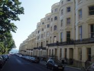 Studio apartment in Brunswick Square, Hove