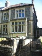 4 bedroom Ground Maisonette in St. Johns Road, Clifton...