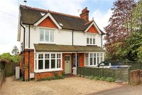 4 bedroom semi detached house for sale in Mead Road, Cranleigh...