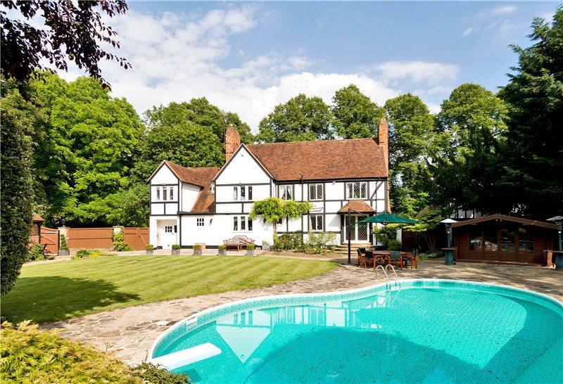 5 Bedroom Detached House For Sale In River Gardens Bray Maidenhead Berkshire Sl6 Sl6