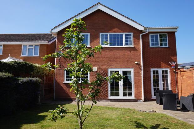 5 bedroom detached house for sale in helmingham tamworth b79