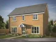 3 bed new home for sale in Off Lindsayfield Road...