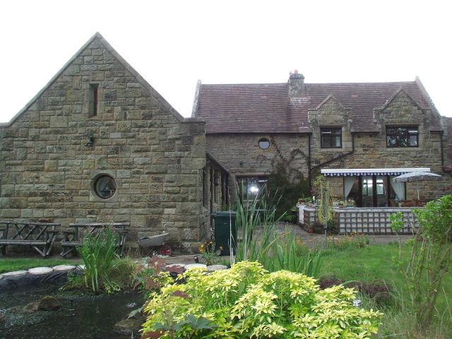 Rear of Residence