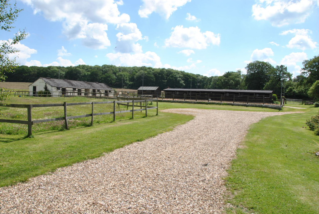 View to Stables