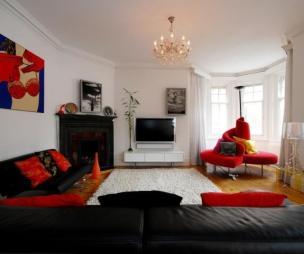 Furry Rug Rugs Living Room Design Ideas Photos Inspiration Rightmove