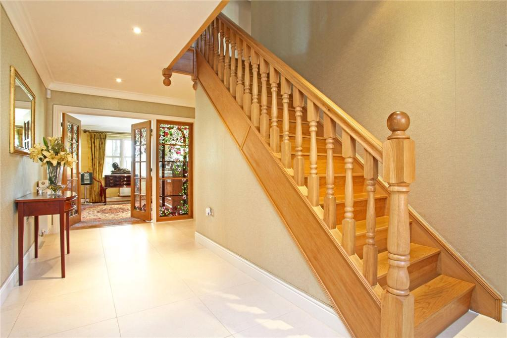 Millgate Homes,Stair