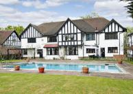 Detached home for sale in Manor Road, Chigwell...
