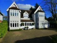 Detached house in Station Road, Epping...