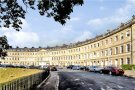 Flat in Lansdown Crescent, Bath...