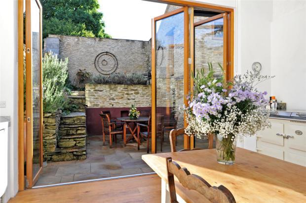 Garden To Terrace