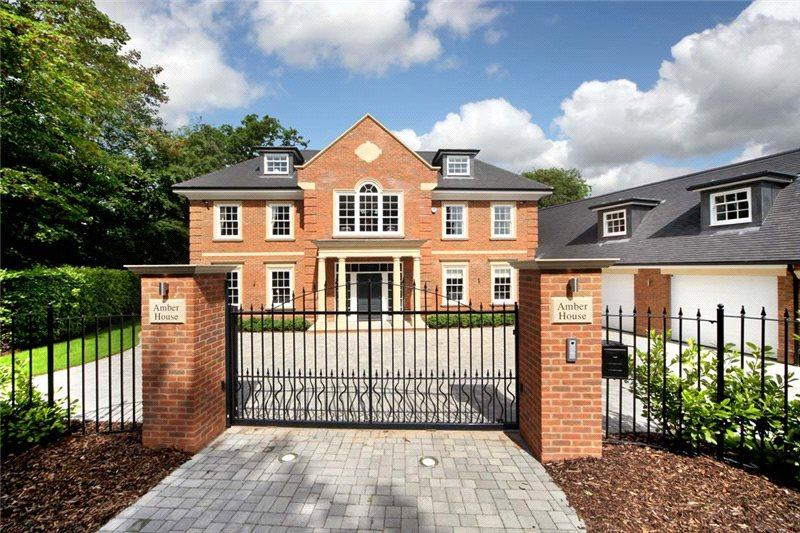 7 bedroom detached house for sale in burkes road for Modern house zoopla