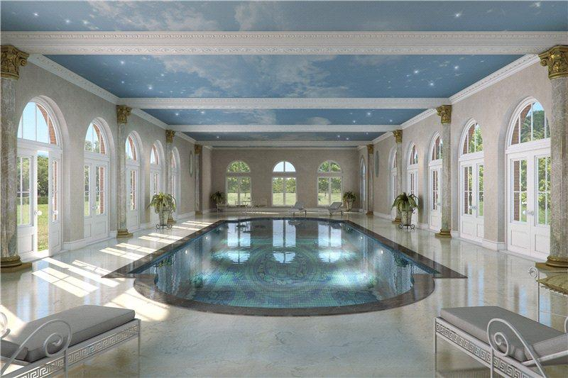 9 bedroom detached house for sale in hambledon godalming surrey gu8 gu8 for White house swimming pool history