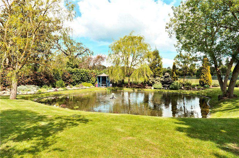 7 Bedroom Detached House For Sale In Sonning Common Road Crowsley Henley On Thames