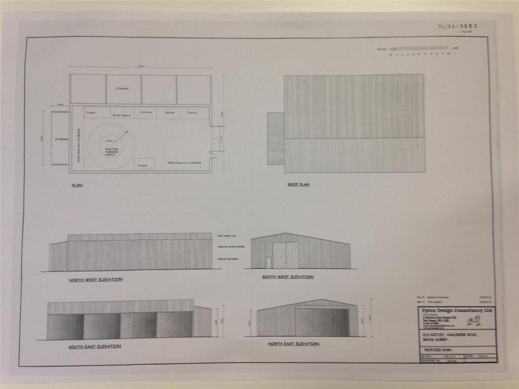 Plans For Barn