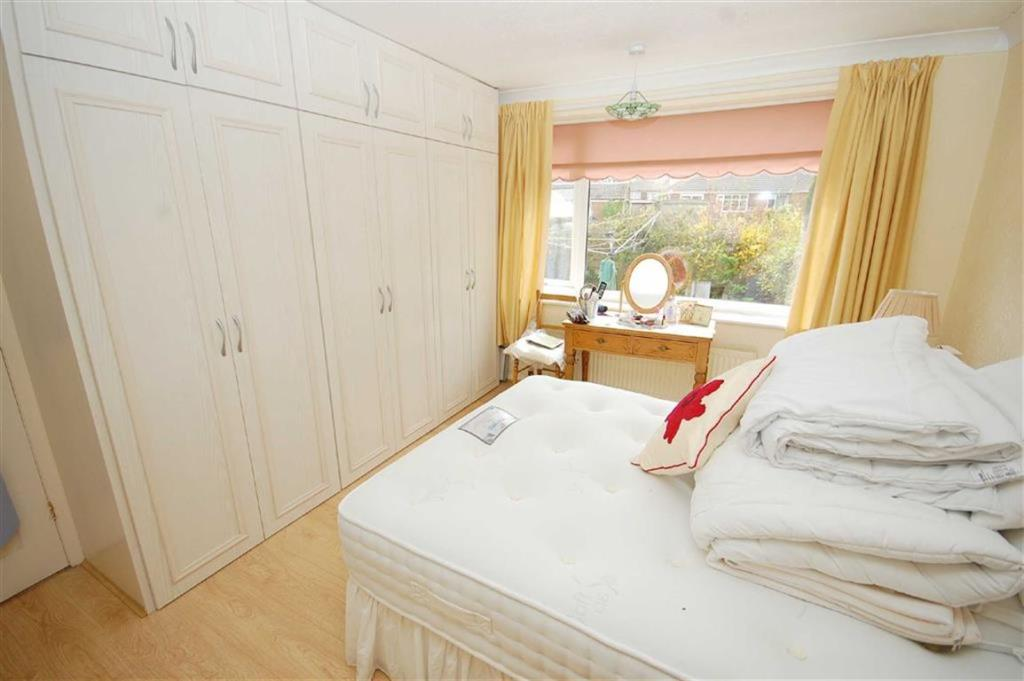 Bedroom one view 2