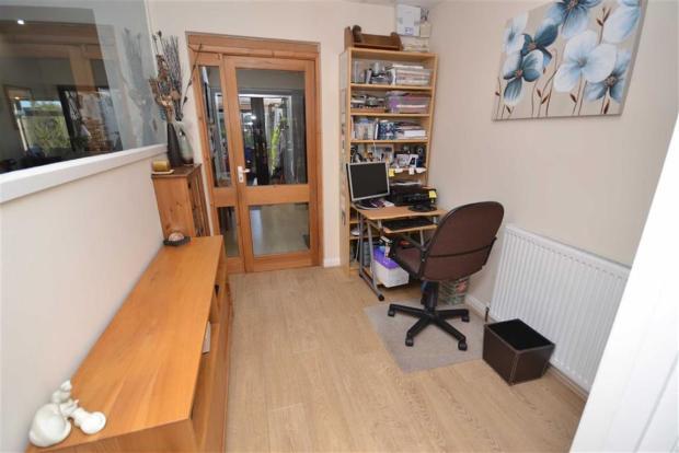 Playroom/study area
