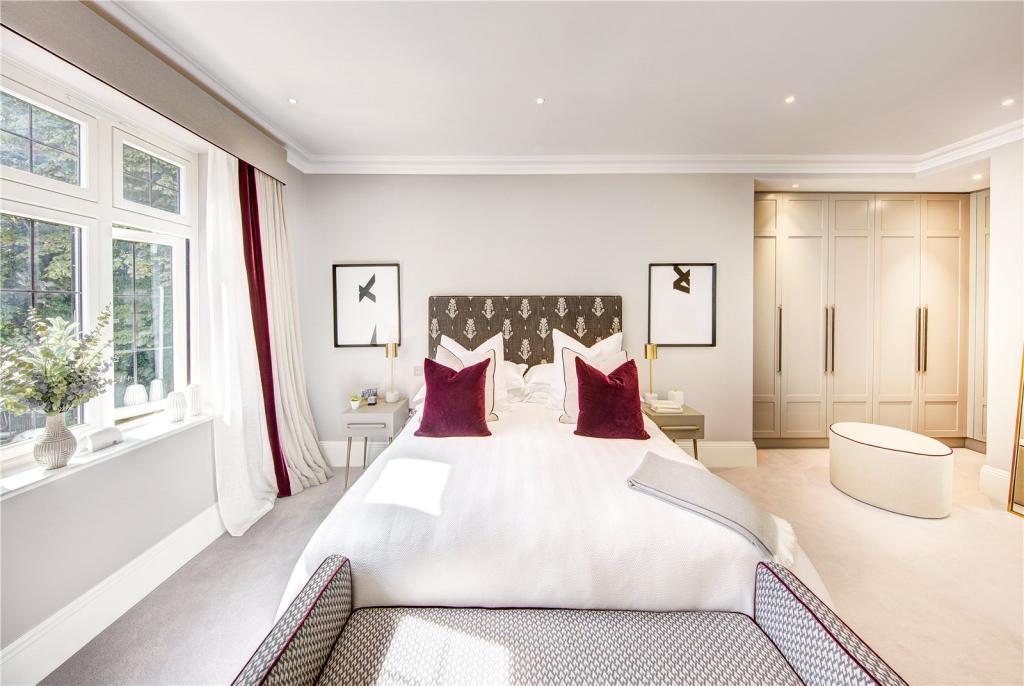 Alfred Homes,Master Bedroom