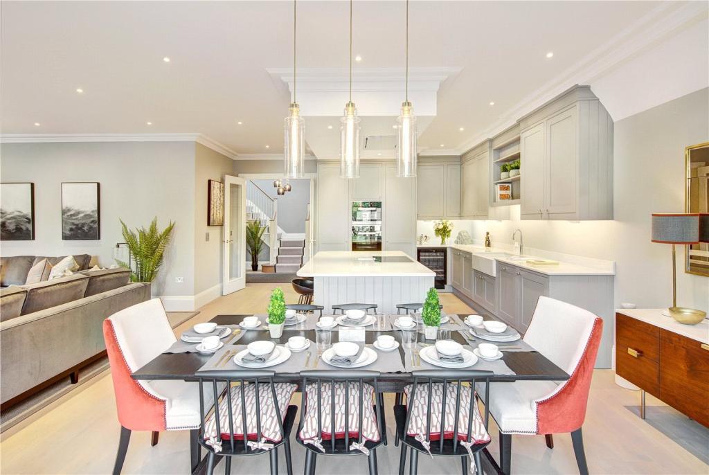 Alfred Homes,Kitchen