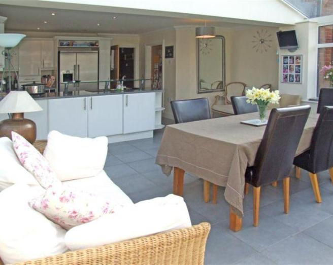 Click to see a larger image for Dining room extension ideas