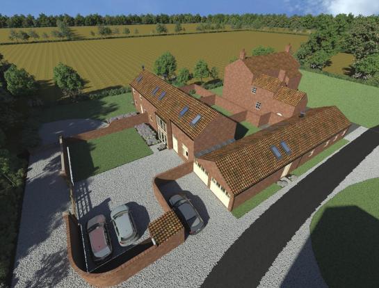 Huntsman Farm Visual