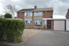 semi detached home in Brook Close, Coven