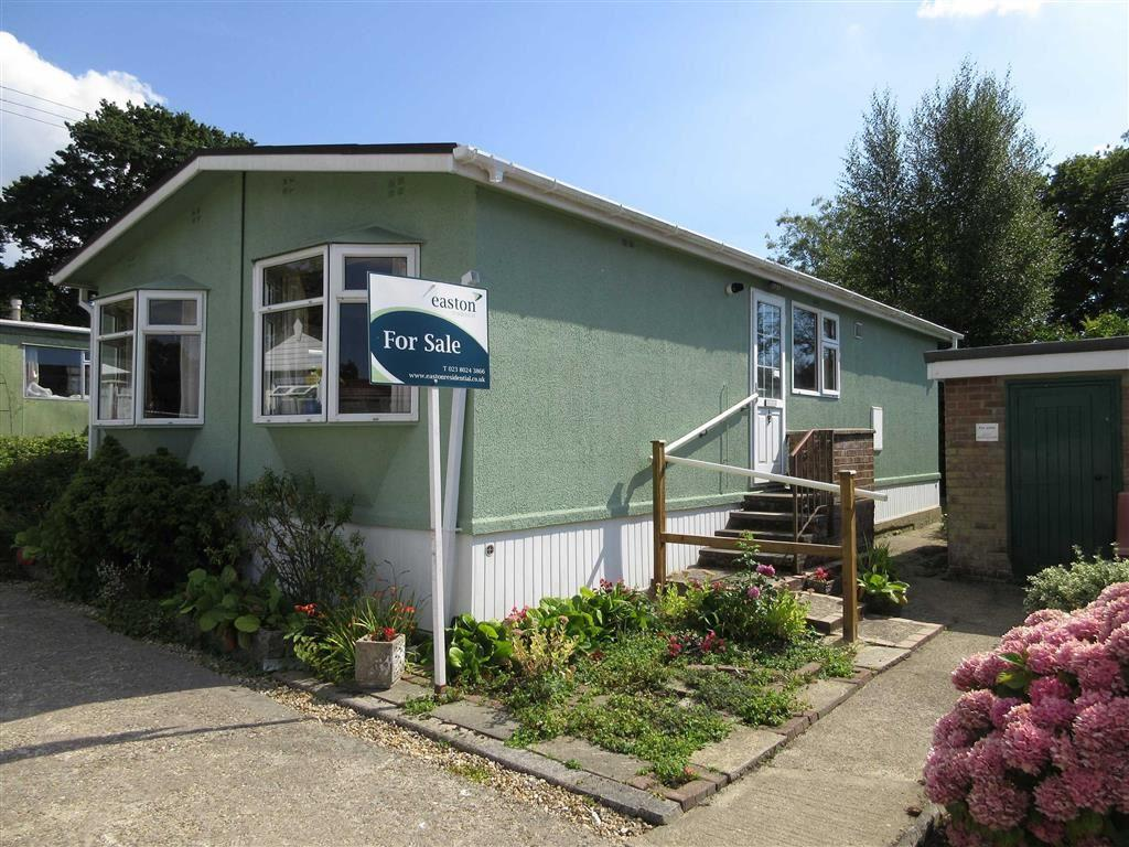 2 Bedroom Mobile Home For Sale In Church Farm Close Southampton So45