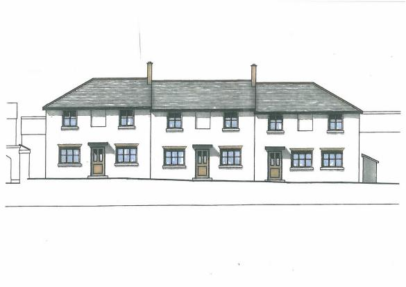 Proposed houses