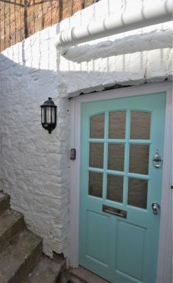 Private Front Door