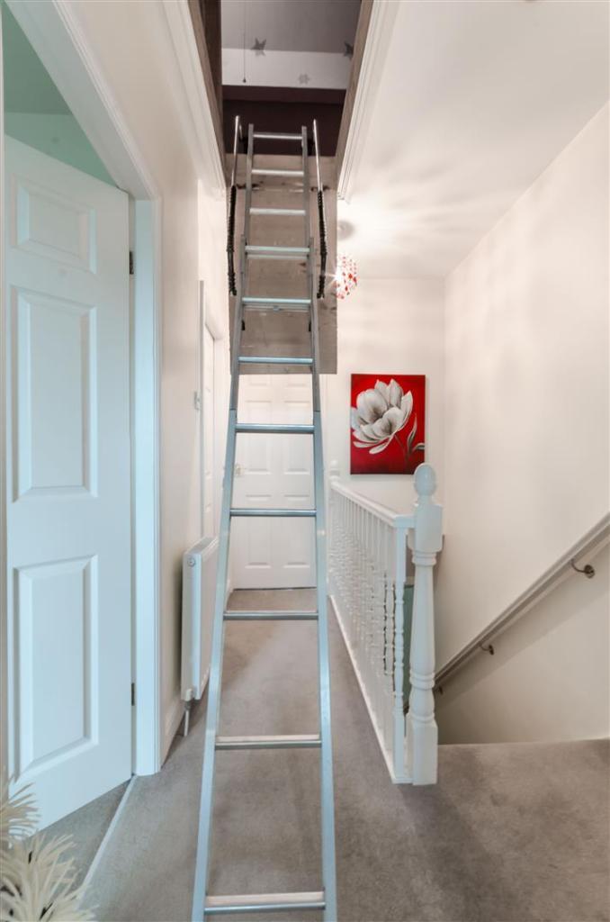 Attic Room Access