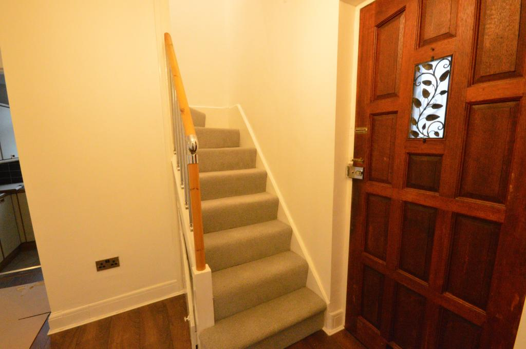 Entrance & Stairway
