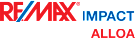 RE/MAX Impact, Alloa branch logo