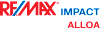 RE/MAX Impact, Alloa logo